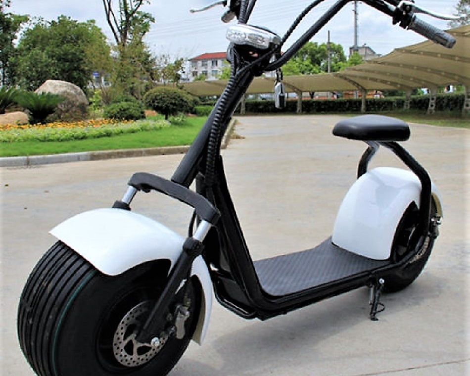Fat Tire Electric Scooter - 1 HR $402 HR $753 HR $100BOOK IT!