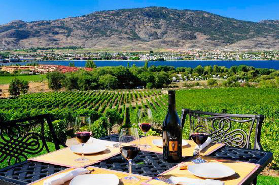 South Okanagan Wine Tour