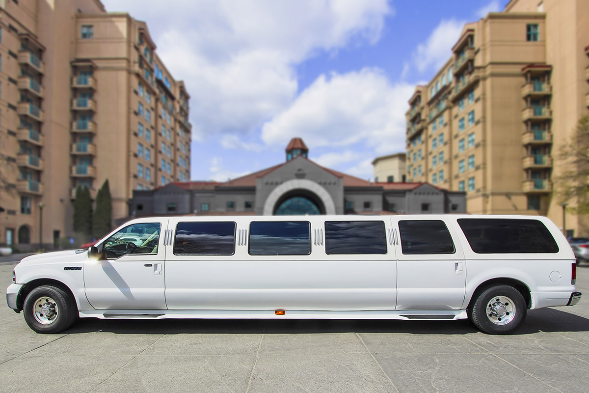 Largest Limo In Kelowna