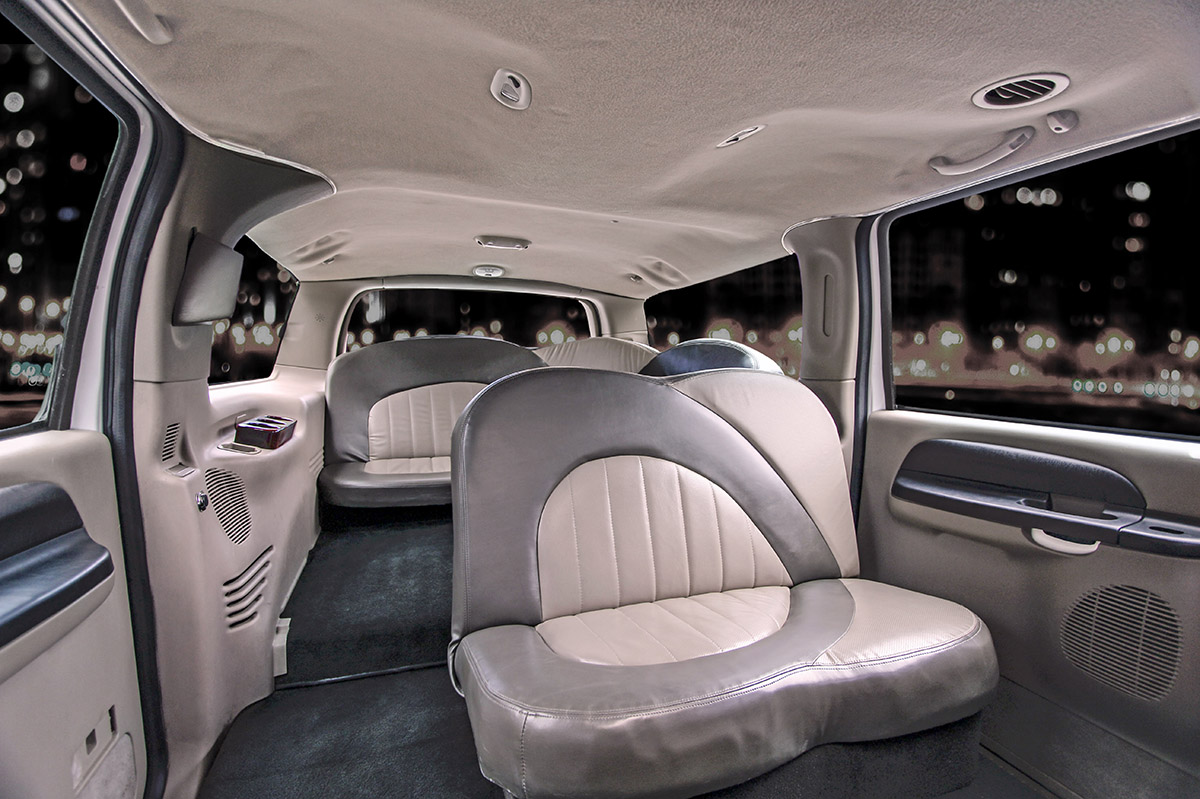 Kelowna Limo Service by White Star