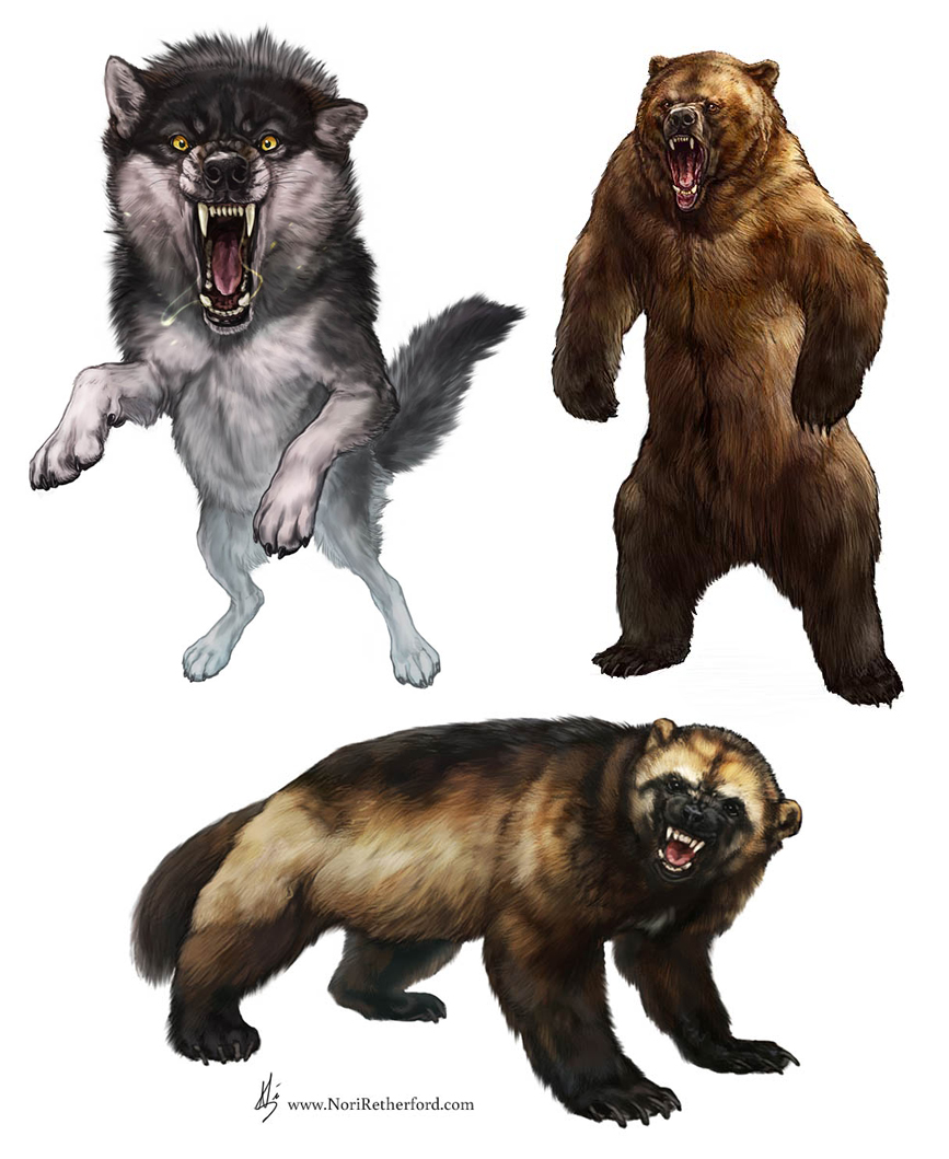 Animal Battlers