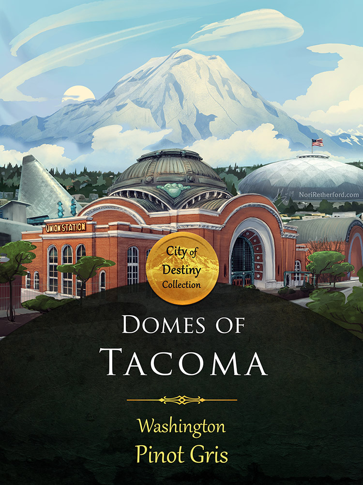 City of Destiny Domes of Tacoma