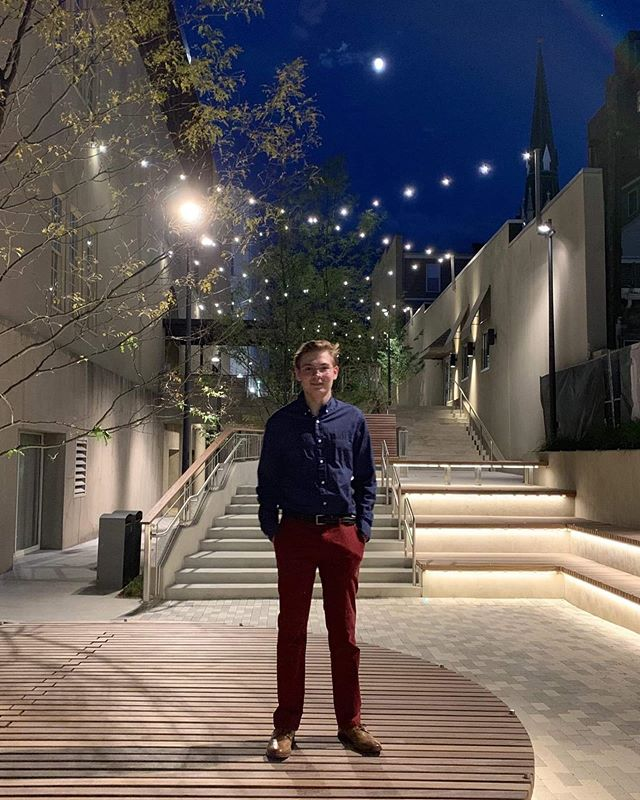 Meet the Staff; Name: Andrew Buck Year: 2022 Major/Minor/Concentration: Double Major in English and Philosophy Role in the Fenwick Review: Staff Writer Favorite Place on Campus: McCooey Chapel Why I Write for the Review: To promulgate, not only orthodox teachings of the Catholic Church and conservative political tenants, but also the inevasible freedom and beauty they uphold.  Fun Fact: I was born on Easter Sunday