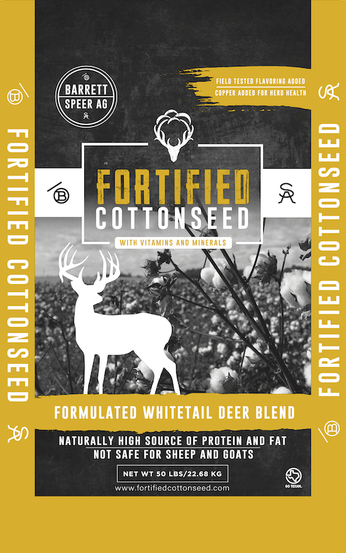 Fortified Cottonseed Whitetail Blend