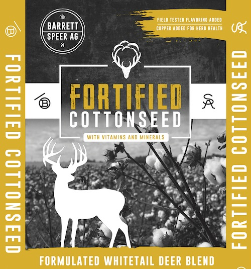 Fortified Cottonseed