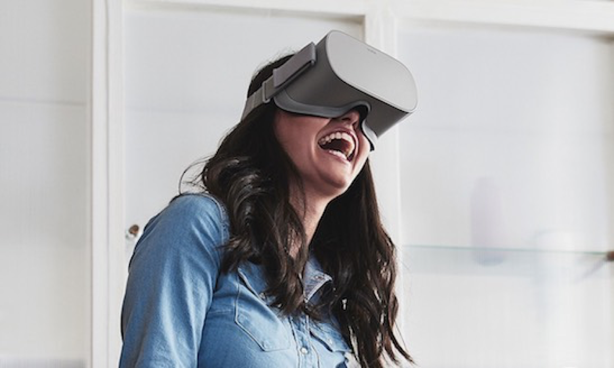 Empowering Your Every Day - Meet Eyeflite Ava, virtual reality software designed to improve your daily life, because we believe that a disability should not define one's abilities.