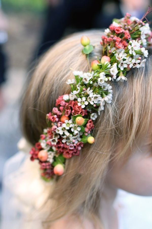 floral crown Port Dover Flowers