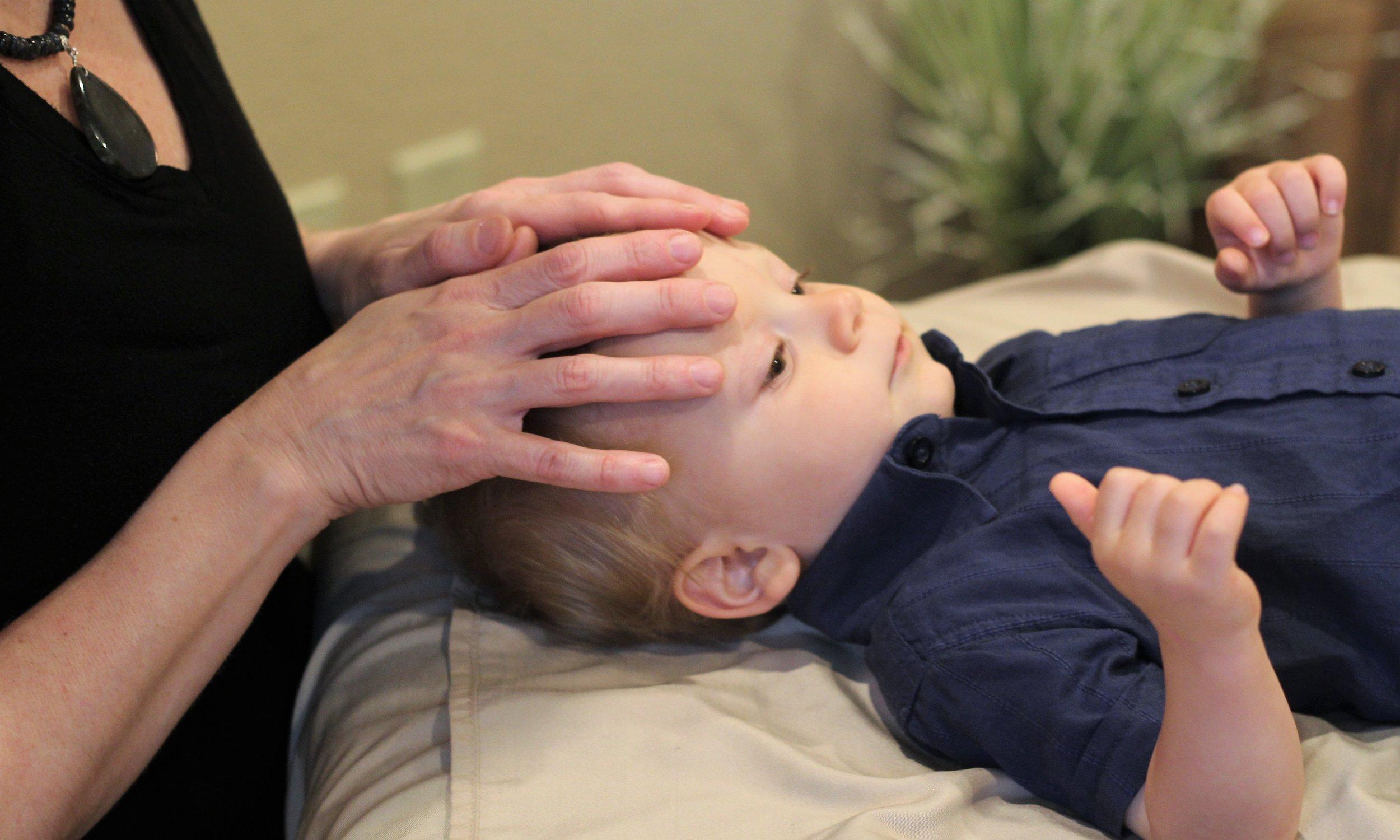 Pediatric CranioSacral Therapy Soteria Wellness