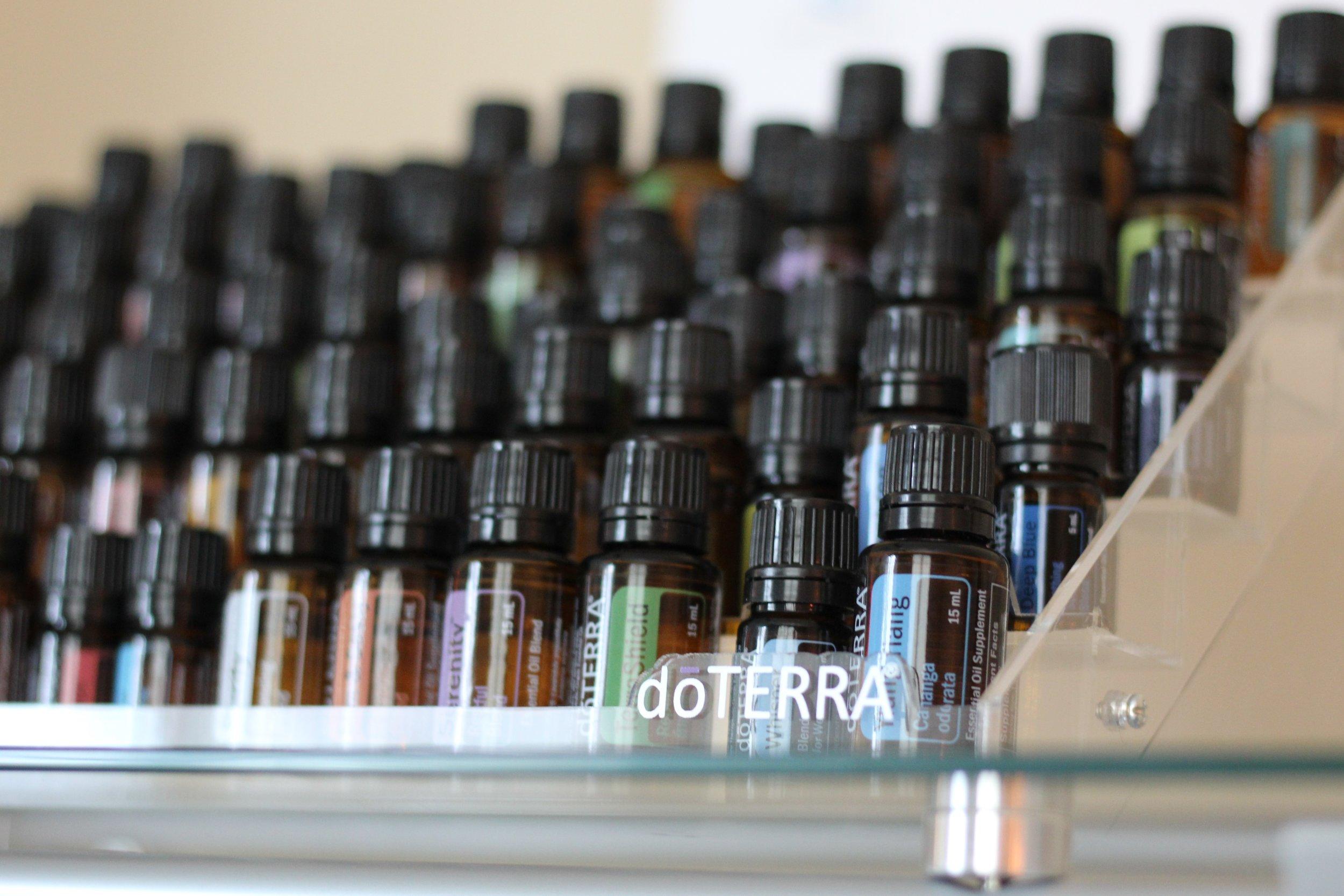First Aid Essential Oils Soteria Wellness 6.17.19