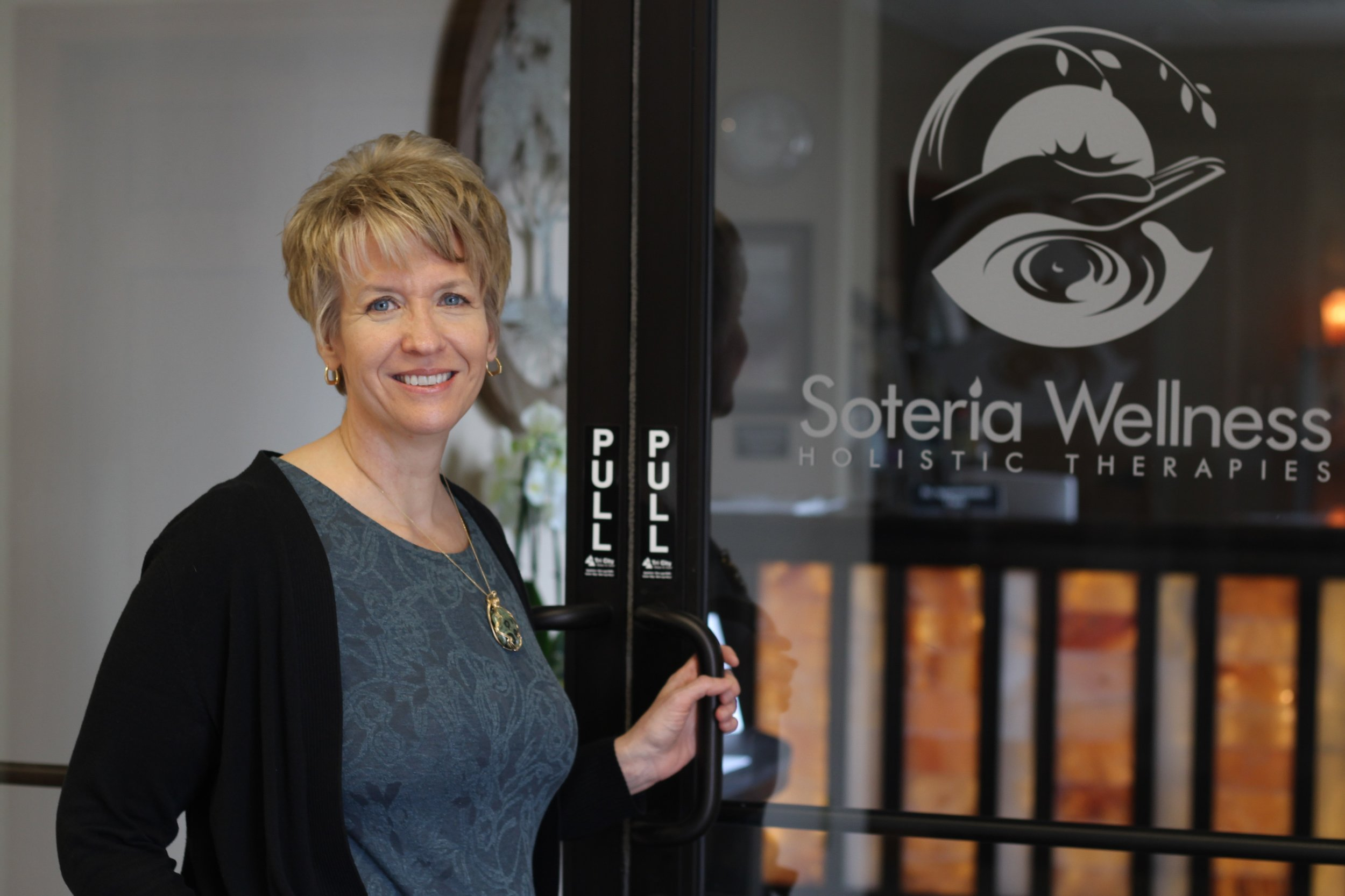 Our Story Soteria Wellness Dawn Appleton