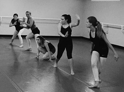 Summer Dance Camp -