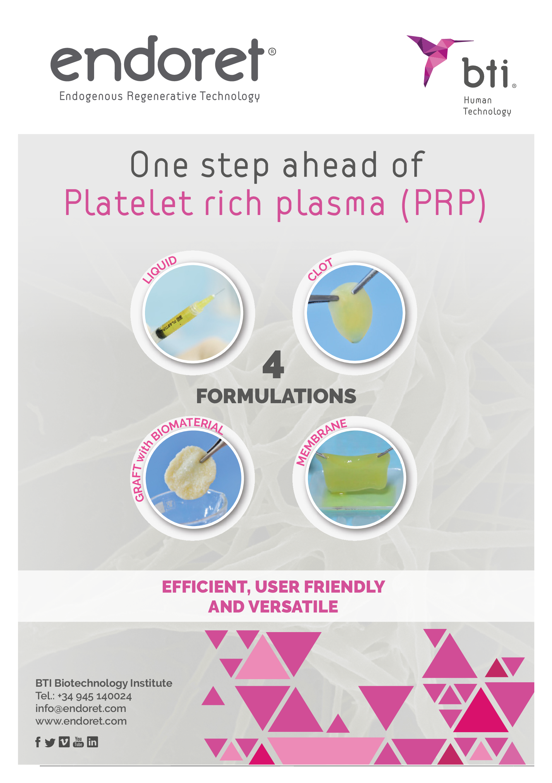Platelet Rich Plasma (PRP) - Regenerative Medicine