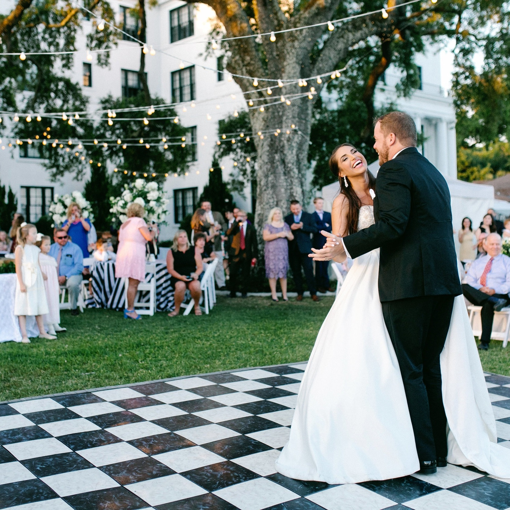 ELEGANCE & BEAUTY - Your special day calls for an exceptional venue. The White House Hotel in Biloxi has become a premier site for weddings and other special events, weaving a lush, historic setting with modern appeal. See photos below of our beautiful features.