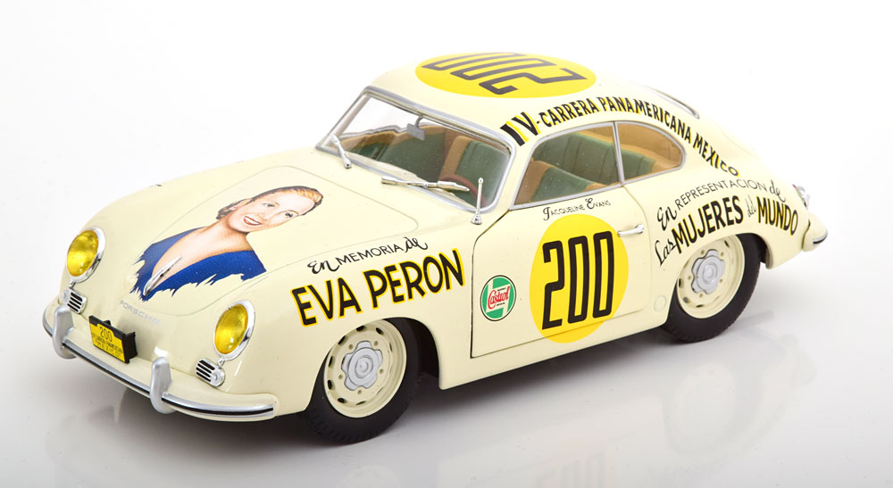 Toy car version of the 356