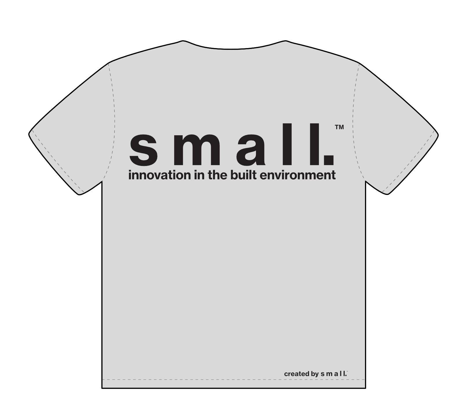 small. classic t-shirt | BACK