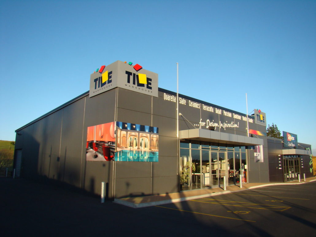 Silverdale - 1 level | 800 sqm | Retail Complex