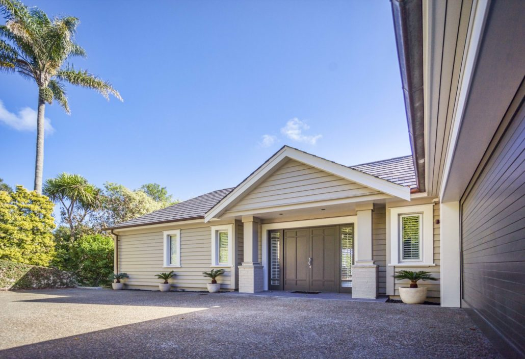 St Heliers - 2 level | 280 sqm | Additions & Alterations
