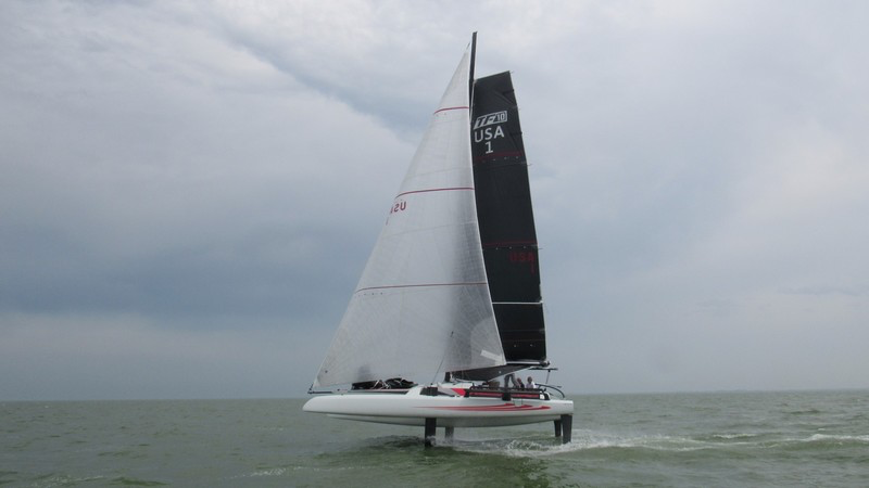 DNA performance sailing BV is working to put the power to fly in the hands of every day racers.
