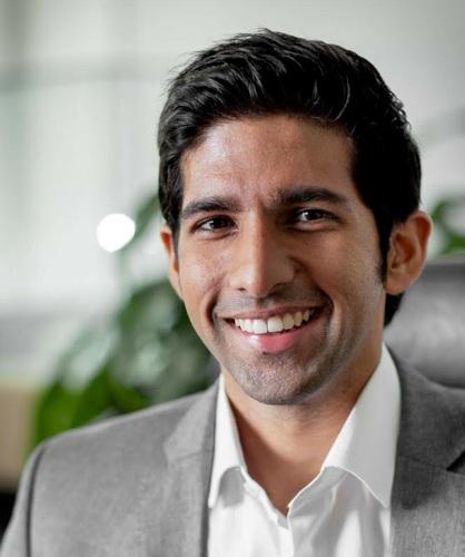 Navin Amarasuriya, Executive Director of RISIS Picture Credits: Solostream