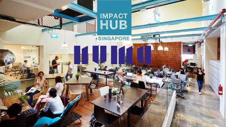 Photo taken from Impact Hub's Webpage