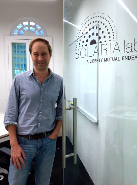 Stefan Jacob, Solaria Labs, Liberyu Mutual Insurance