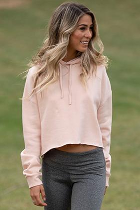 indep cropped hoodie in blush.jpg