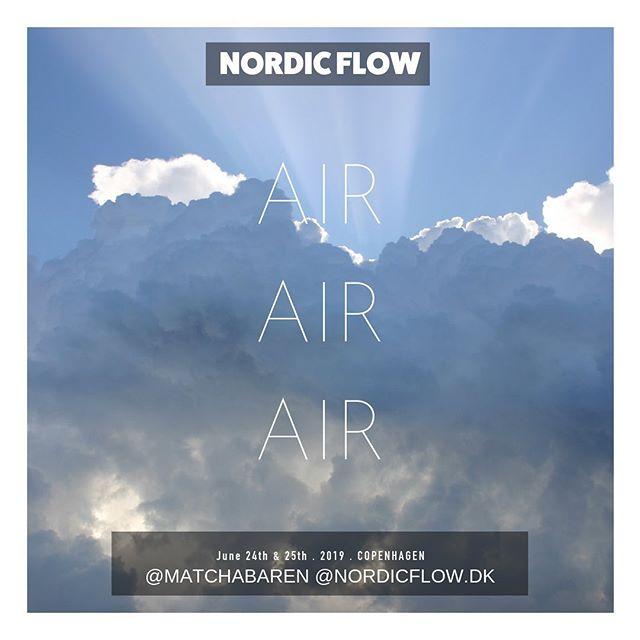 Air • Air • Air - Together we breathe 🌿  #frequency #air #breath #nordicflow #consciousfestival #copenhagen #scandinavia #gathering #unionofthenorth #ceremonies #speaks