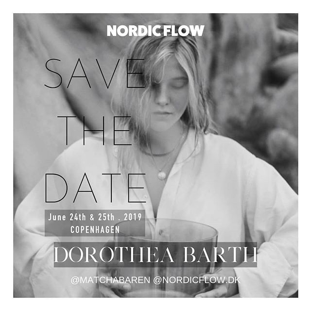 • Be prepared to experience a breathtaking crystal soundbath with the incredible talented @dorotheabarth 🌿 our Swedish sister coming to show us what vibrations through the crystal bowls can do to our human hearts 🌌  #nordicflow #gathering #consciousfestival #unionofthenorth #soundbath