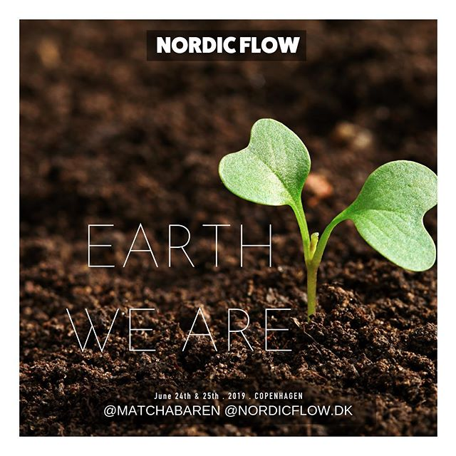 Earth We are 🌱  #nordicflow