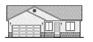 The Aspen - One story, 6 bedroom, 3 bathroom with basementSee floor plan