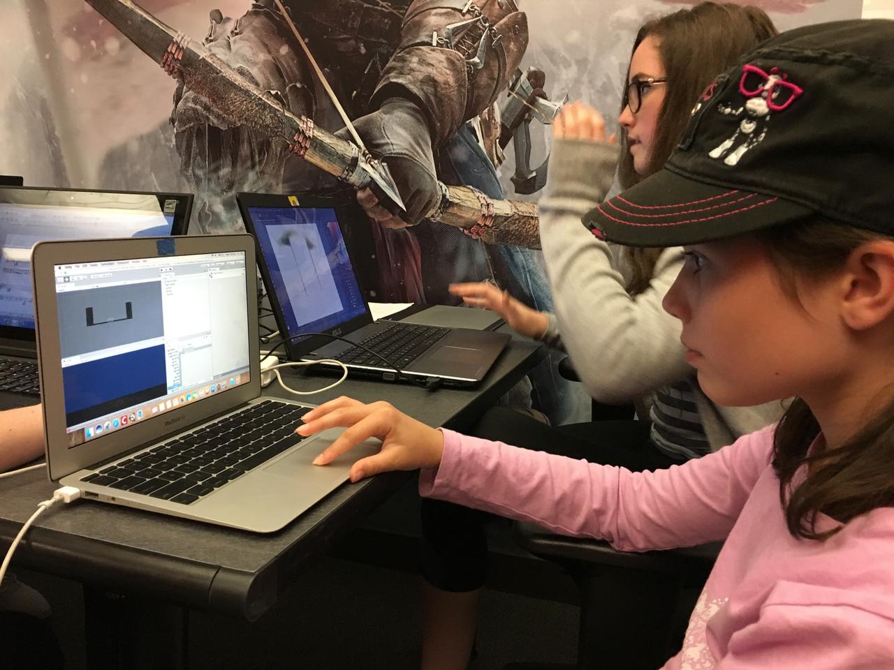 Video Game Design Summer Camp Seattle: Girls Make Gamesrh:girlsmakegames.com,Design