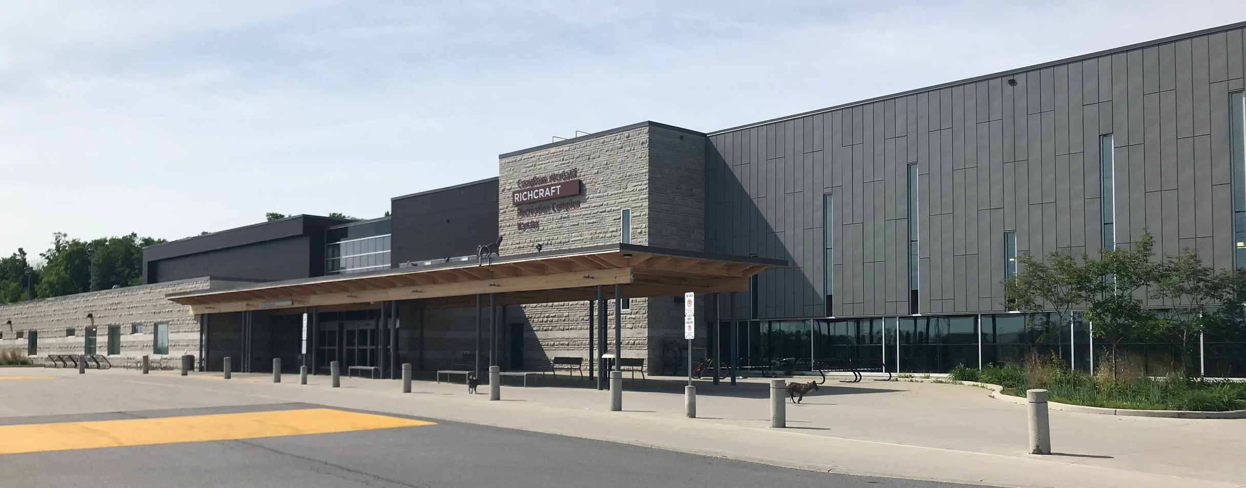 Richcraft Recreation Center (Kanata)