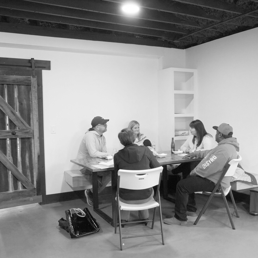 COMMUNITY ROOM   A gathering space for 20-30 people, perfect for parties, meetings and events!  Email  us to learn more!