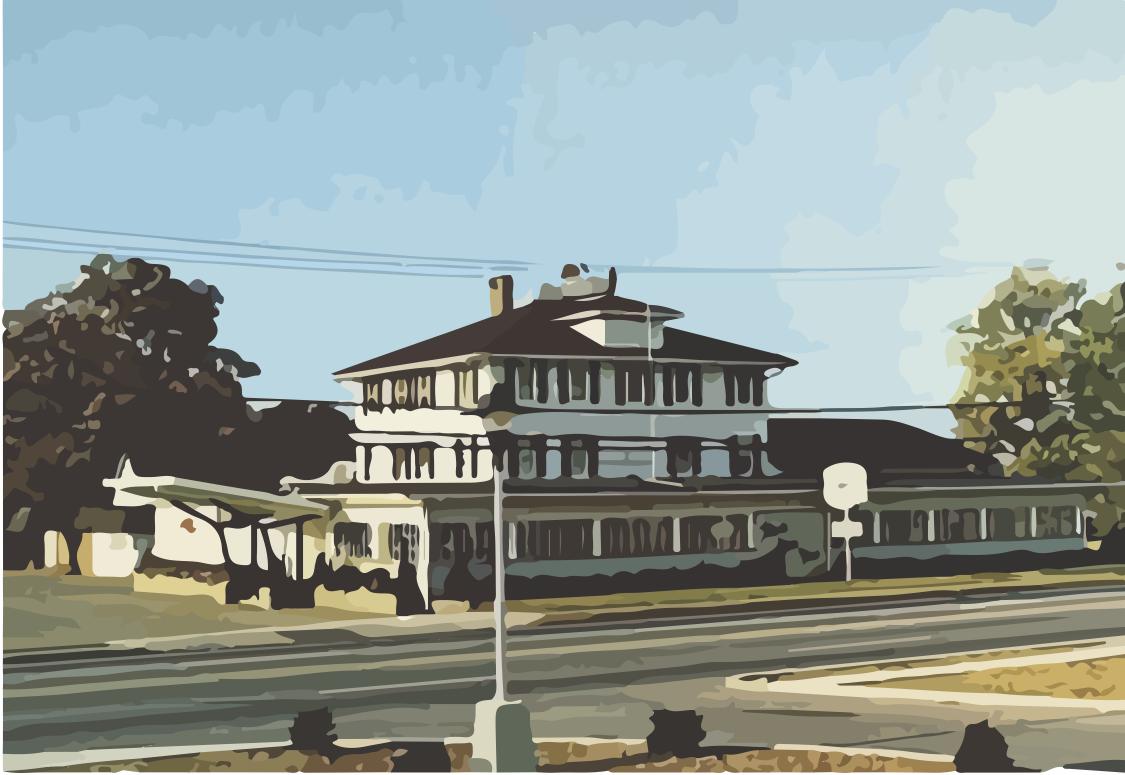 Silver Lake Inn, circa 1979