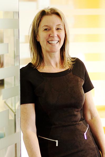 Audrey Cumberford MBE FRSE - Principal and Chief Executive, Edinburgh College