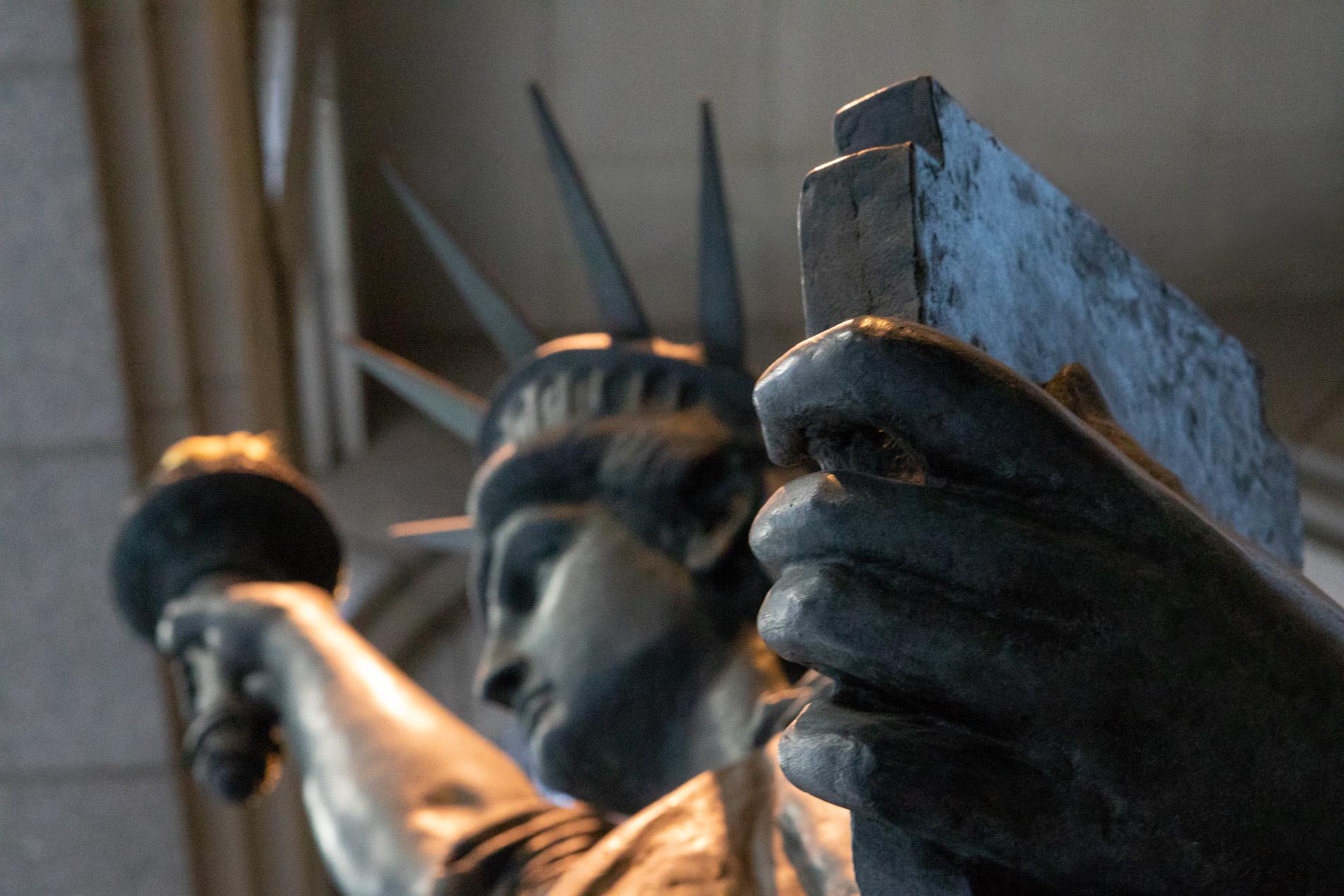 lady liberty - Liberty Enlightening the World