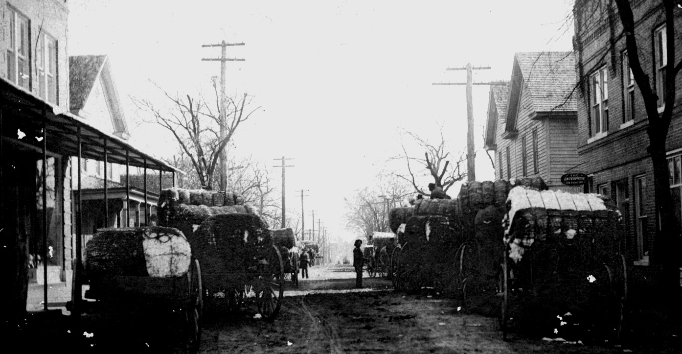 Main St. Clayton, 1896