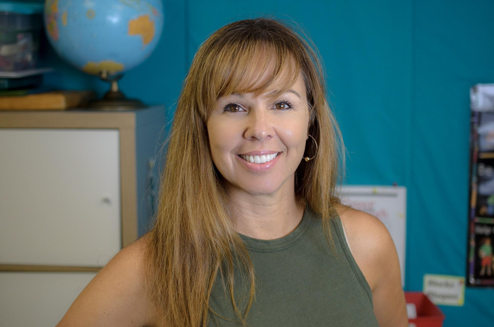 Doreen Bunton - 2s Class Teacher