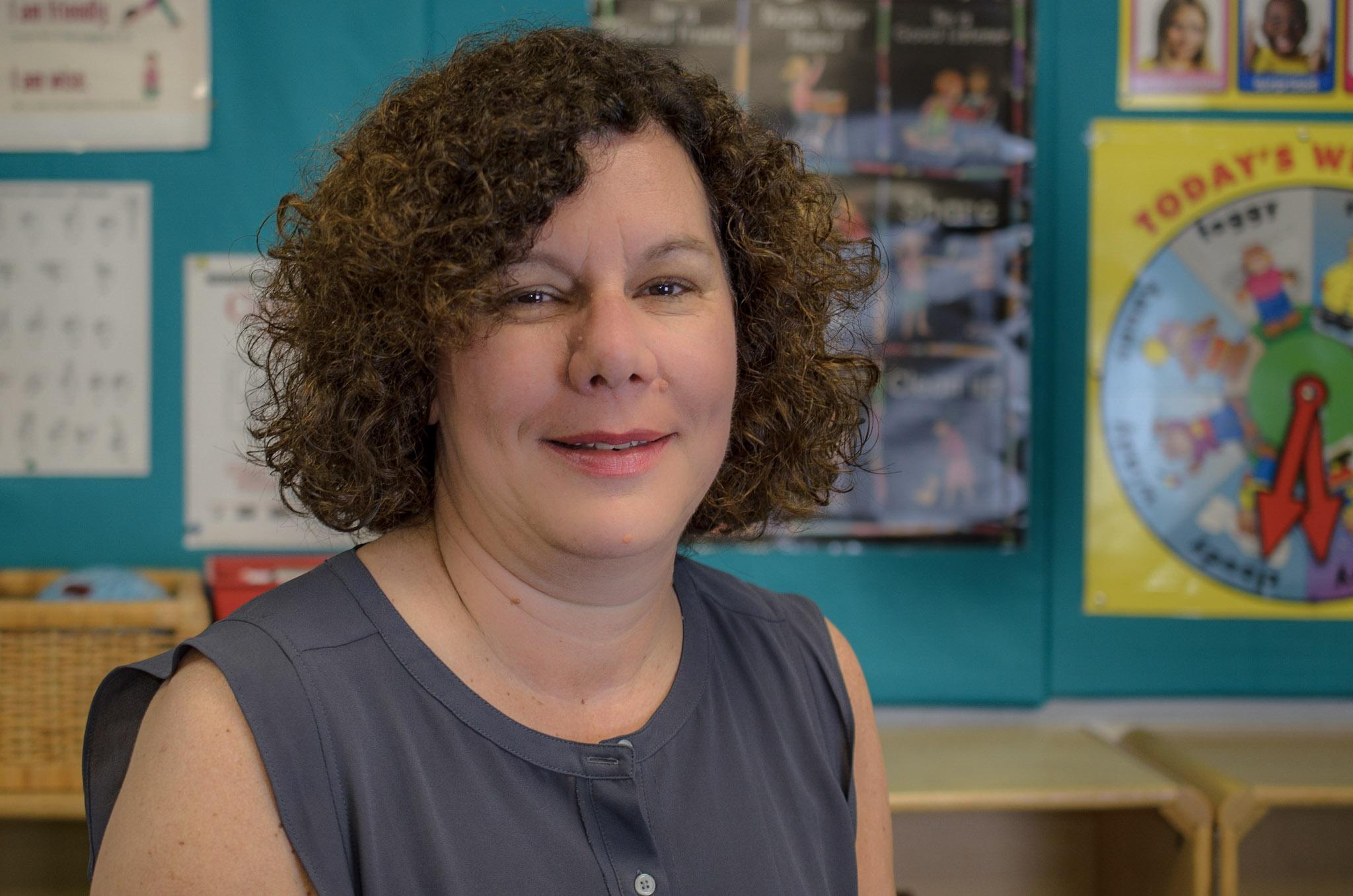 Ellie Griffin - 3s Class Teacher