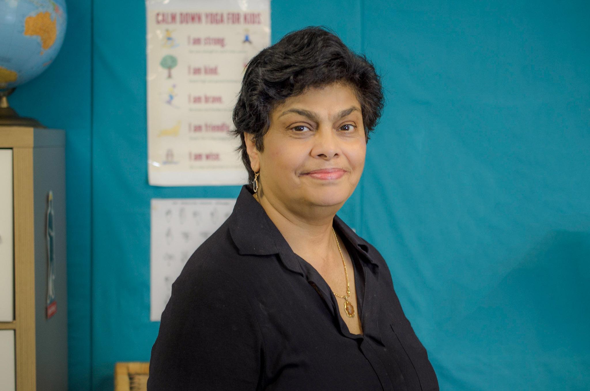 "Bernadine ""Bernie"" Occhiuzzo - 4/5s Class Teacher"
