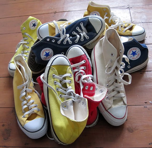 Mom's Goop for Cleaning Chuck Taylor Converse All Stars - Many Colors