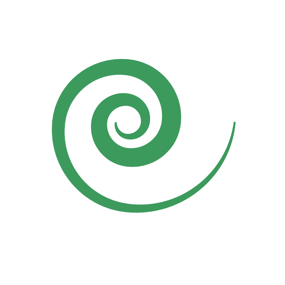Center altar - The Center Altar is devoted to self-love, love in relationship to the other, community, and the universe. The symbol is the never-ending spiral, dressed in green and rainbow colors.