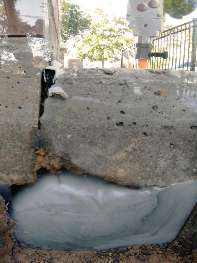 Concrete Raising, Leveling & Void filling -
