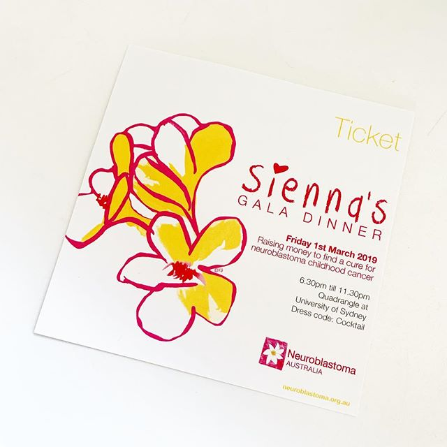 Black Swatch is proud to be a design sponsor for Sienna's Gala Dinner. For many years Black Swatch has donated all design work in memory of a beautiful little friend called Sienna. 😇 💖 Please join us on Friday 1st March to raise funds to find a cure for neuroblastoma childhood cancer at the Gala Dinner with dinner, drinks, entertainment, prizes and more for such a worthy cause. Tickets on sale now at www.neuroblastoma.org.au @neuroblastomaaustralia  #neuroblastoma #neuroblastomacancer #cancer #cancerfundraiser
