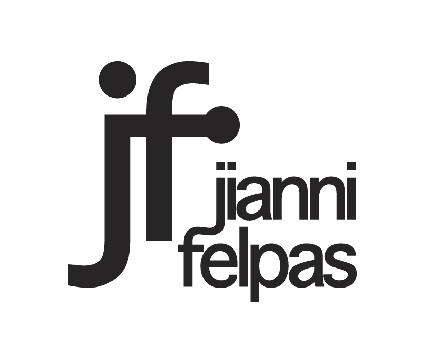 Jianni Felpas Logo design by Black Swatch
