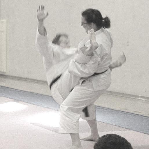 Sensei Kim & Sensei Jennifer