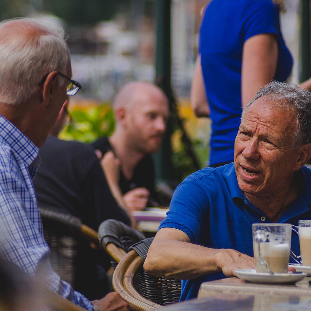 Meet with a Listener -