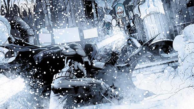 Jason's First DC Comics Cover