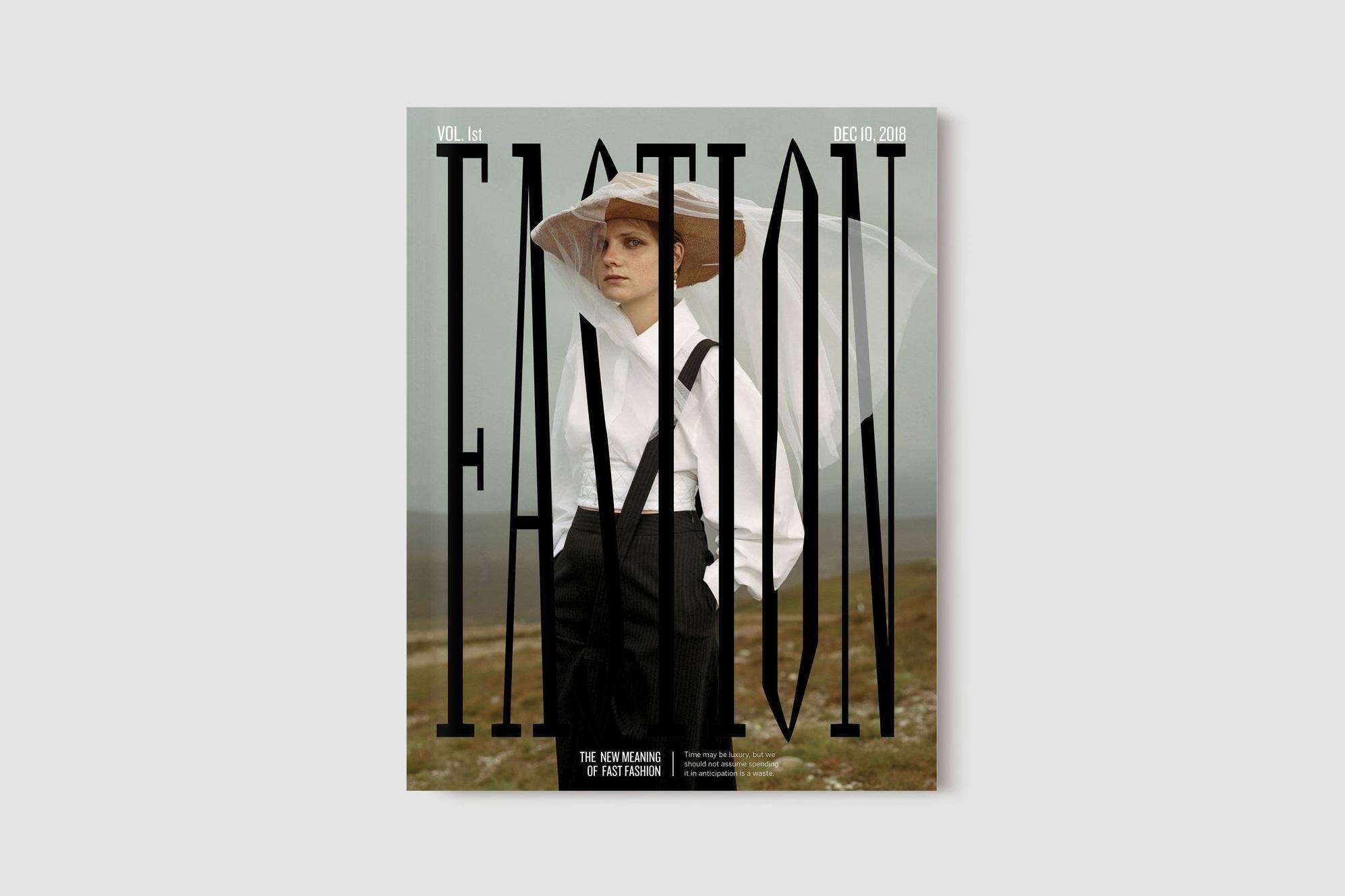 FASTION Magazine