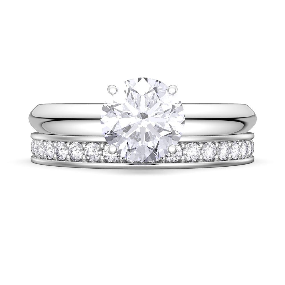 Engagement & Wedding Rings -